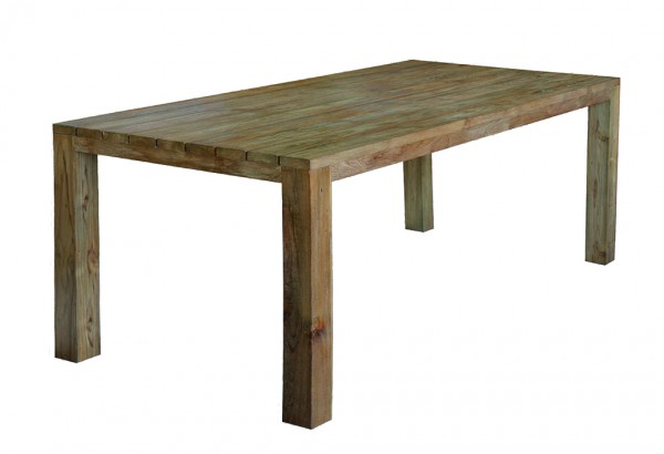 Tisch Kensington 220x100 cm Teak deVries