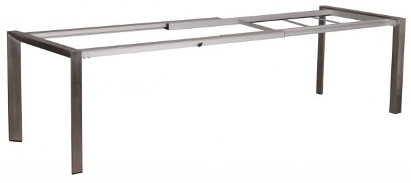 Tisch Willington Edelstahl HPL 180/240cm x 90cm deVries