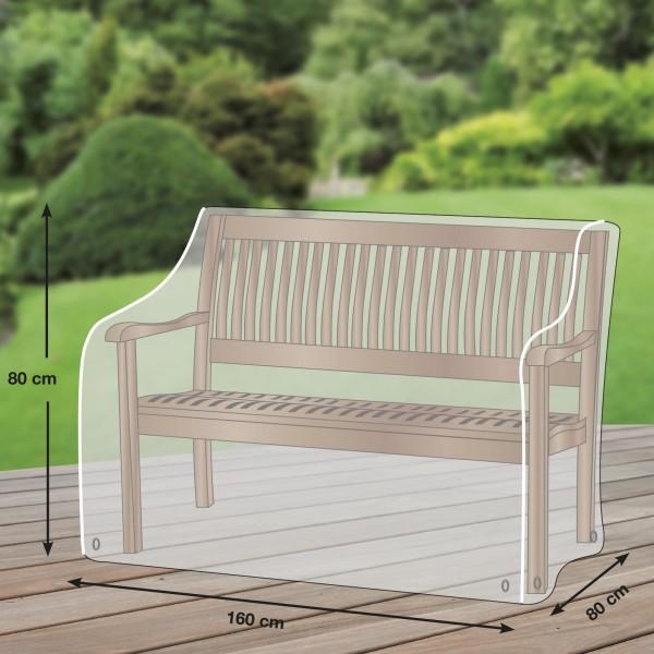 Schutzhaube Premium Polyester für 3-Sitzer Gartenbänke