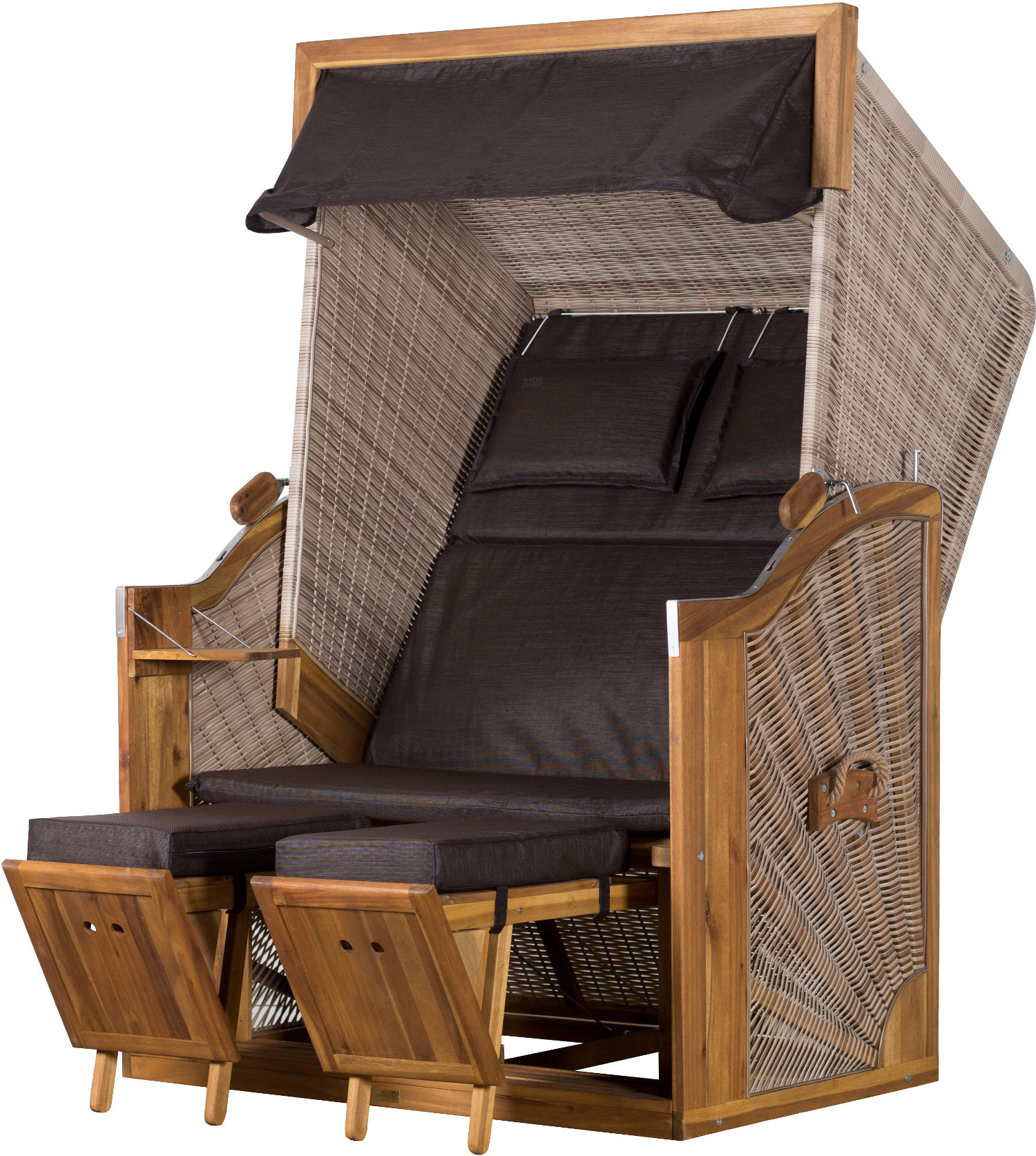 strandkorb trendy greenline 120 rugbyclubeemland. Black Bedroom Furniture Sets. Home Design Ideas