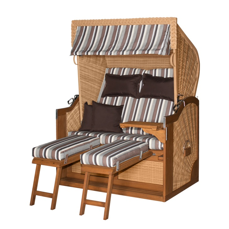 devries pure exclusive strandk rbe der luxus strandkorb. Black Bedroom Furniture Sets. Home Design Ideas