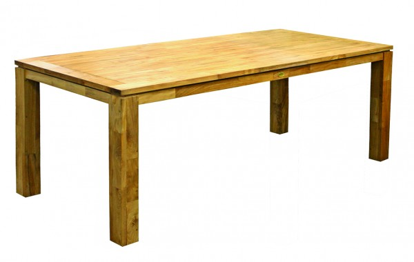 Tisch Newport Teak Trendy by deVries