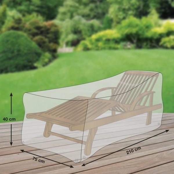 Schutzhaube Premium Polyester für Sonnenliegen