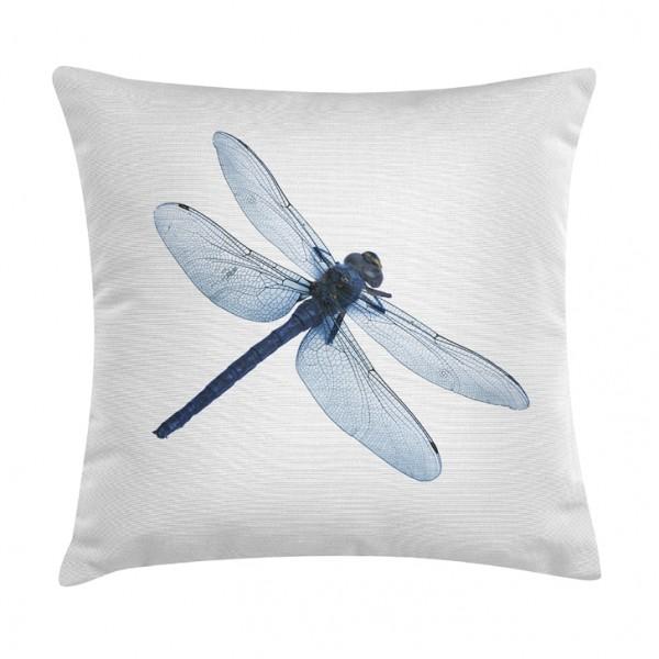 Knuffelkissen Libelle