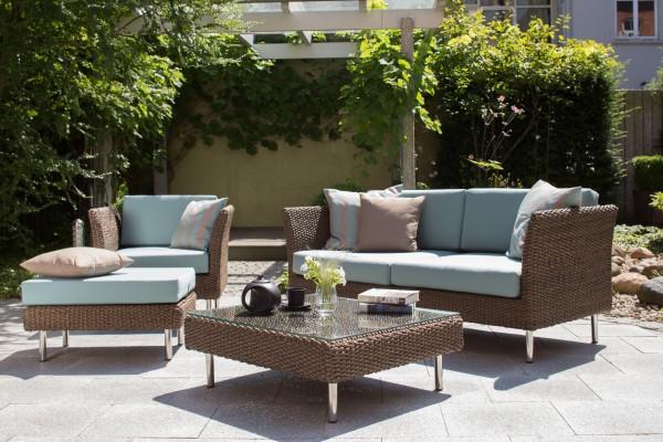 Oasis Loungebank 2,5 Sitzer deVries