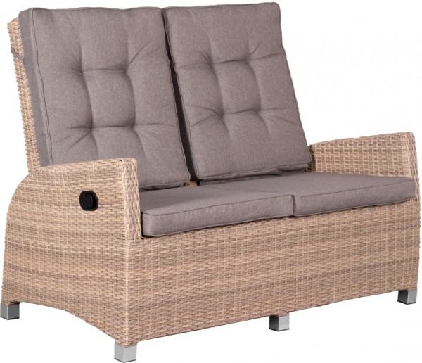 Lounge Relaxbank Miraflor inkl. Polster deVries